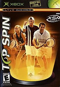 Top Spin Tennis Game - Xbox
