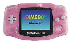 Nintendo Game Boy Advance Console - Pink