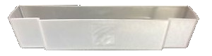 Super Nintendo (SNES) Clear Plastic Dust Cover