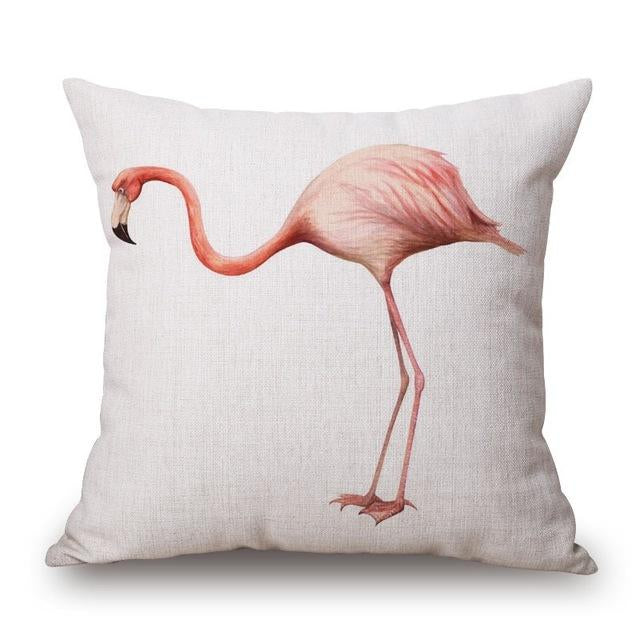 I sleep only with flamingos