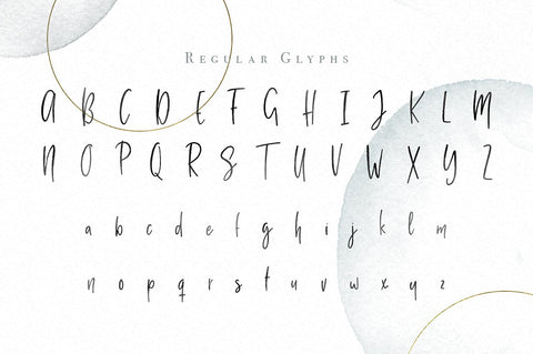 Milano Sky handwritten Script font by Lef from Creative Market