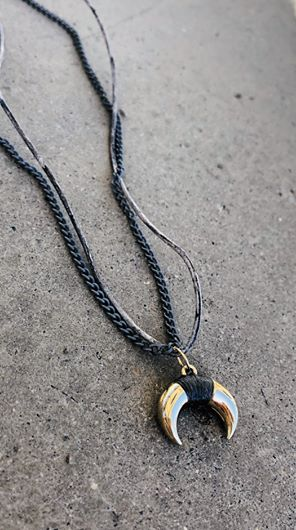 Moon necklace TULUA accessories,necklace | Women fashio shop|  Flamingolandia.online