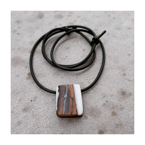 Neck pendant -  Men accent by  PAKA BINTI | Flamingolandia