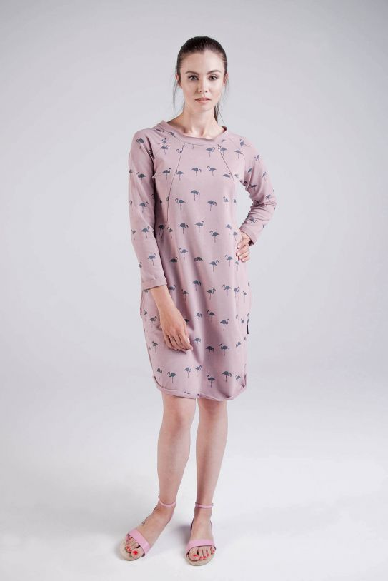 Breastfeeding lovely dress -  Flamingo Family!,breastfeeding dress | Women fashio shop|  Flamingolandia.online