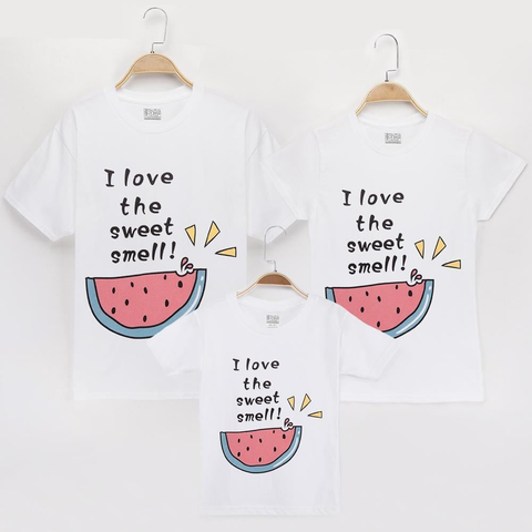 Family T-Shirt collection   - Watermellon addiction,T-shirt | Women fashio shop|  Flamingolandia.online