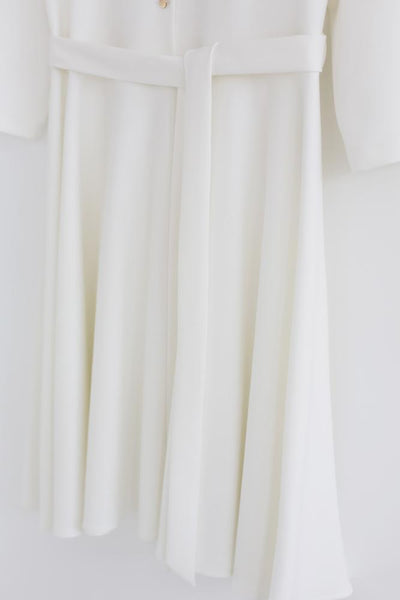Jasmine smell dress - Warm white color,dress | Women fashio shop|  Flamingolandia.online