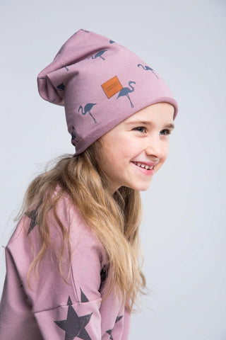 Kid cap - Flamingo family!,Kids cap- Flamingolandia.online