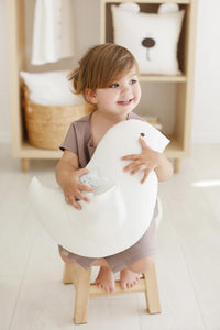 Little bird pillow - Flamingolandia.online