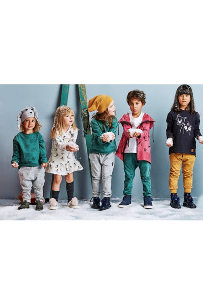 Kids longsleeve jumper - Teddy Bear!,Long sleeve jumper | Women fashio shop|  Flamingolandia.online