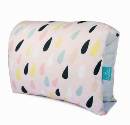 Nursing arm pillow - Drops Cotton | Flamingolandia