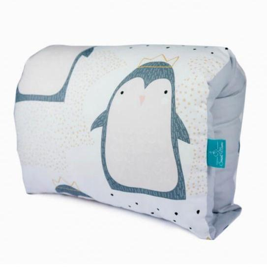 Nursing arm pillow - Penguin Cotton | Flamingolandia