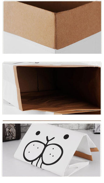 Craft Paper Storage Toys  Bag  - My lovely room | Flamingolandia