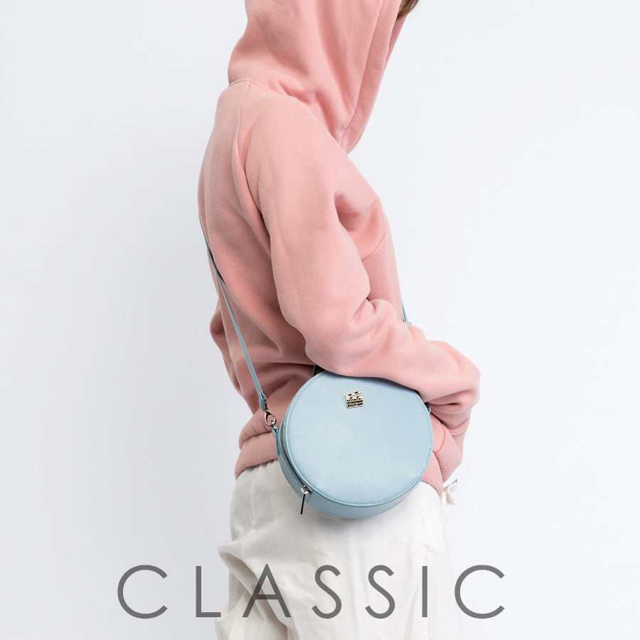 Mini round crossbody  PU bag - Movie,Bag | Women fashio shop|  Flamingolandia.online