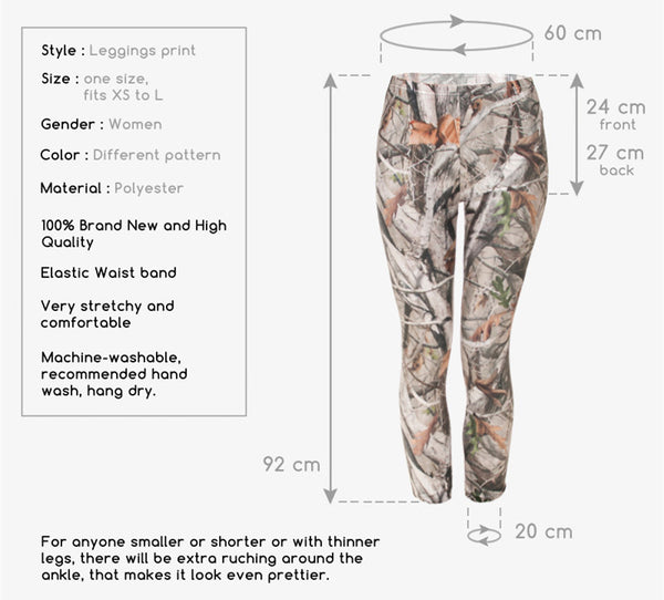 High quality slim legging - Flower power,Leggings | Women fashio shop|  Flamingolandia.online