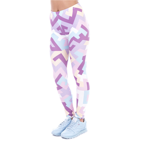 Leggings Geometric Shapes | Flamingolandia