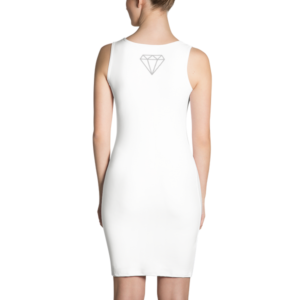 Sublimation Cut & Sew Dress - Diamond me | Flamingolandia