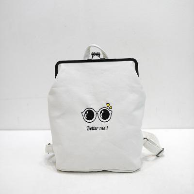 Super cute Canvas summer bagpack- Better me! - Flamingolandia.online