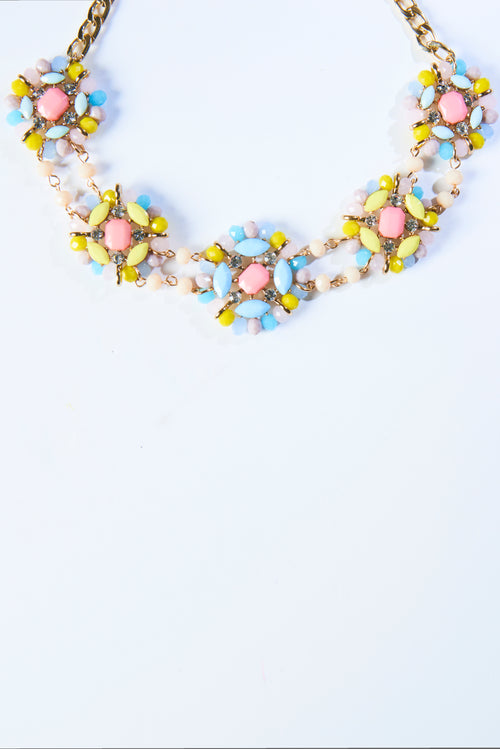 COLLIER GRETA ROSE