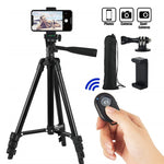 Smartphone Tripod Cellphone Tripod For Phone Tripod For Mobile Tripie For Cell Phone Portable Stand Holder Selfie Picture
