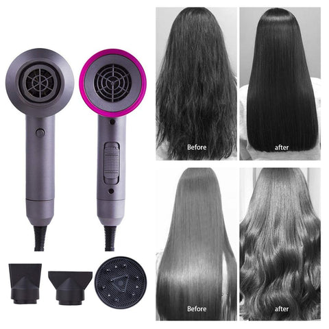 3 in 1 Salon Hair Dryer Styler Large Power Hair Repairing Hair Volumizing air blower.