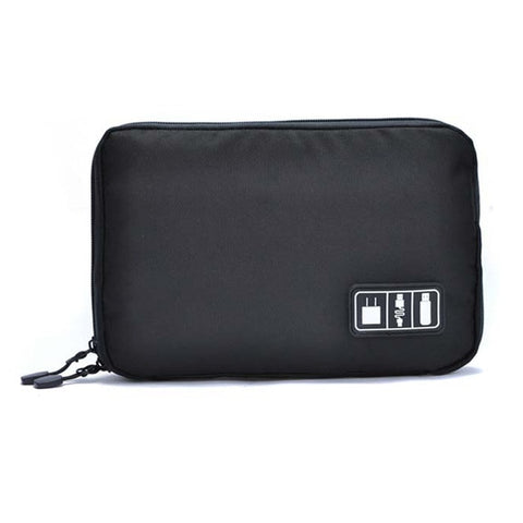 Gadget Organizer USB Cable storage bag.    Comes in 15 colors.