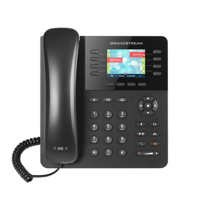 Grandstream GXP2135 Enterprise IP Phone with PoE, 8 lines - We Love tec