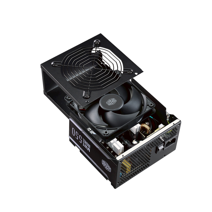 Cooler Master (PS_MPX-5501-ACAAB-US) MWE BRONZE 550W A/US Cable - We Love tec