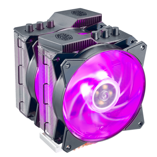 Cooler Master (CP_MAP-D6PN-218PC-R1) MASTERAIR MA620P, RGB INTEL/AMD - We Love tec