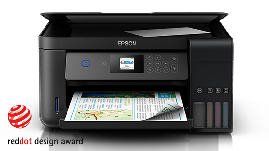 EPSON C11CG23301 L4160 Wi-Fi Duplex All-in-One Ink Tank Printer, 110V, (LATIN, S/E UGK) - We Love tec