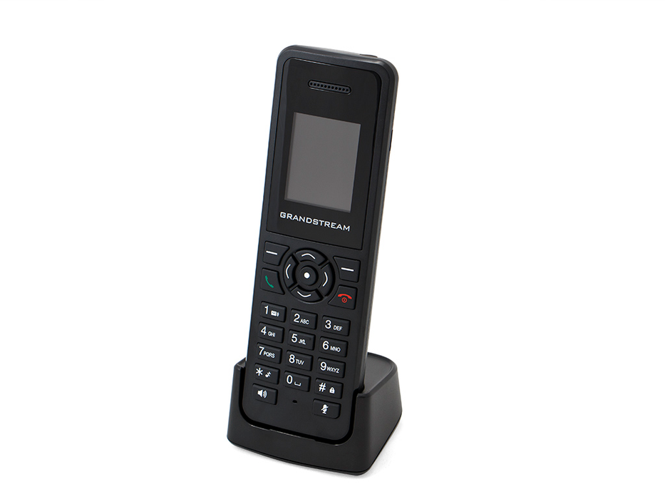 Grandstream DP720 DECT Cordless IP Phone, Handset and Charger - Free Shipping - We Love tec