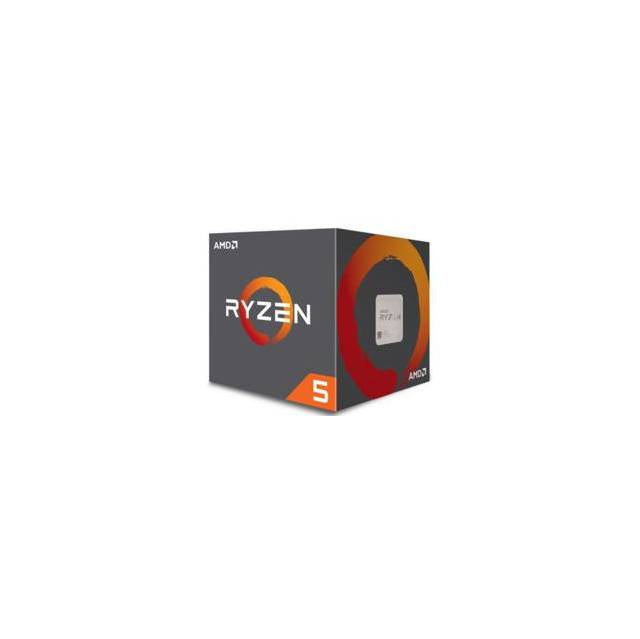 AMD Ryzen 5 2600X Six-Core 3.6GHz Socket AM4, Retail