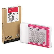 EPSON T603B00 Magenta UltraChrome K3 Ink Cartridge for Stylus Pro 7800/7880/9800/9880, 220ml - We Love tec