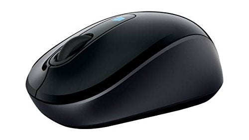 Microsoft 43U-00001 Sculpt Mobile Mouse, Black - We Love tec