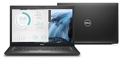"Dell V4JHF Latitude 7480 Laptop, 14"" FHD, Intel Core i7-7600U, 8GB DDR4, 256GB Solid State Drive, Windows 10 Pro - We Love tec"