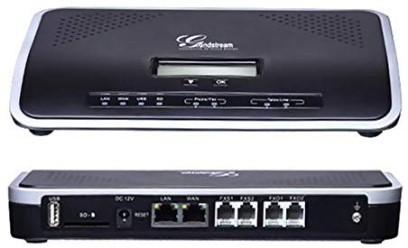 Grandstream UCM6102 IP PBX with 2 FXO and 2 FXS Ports - We Love tec