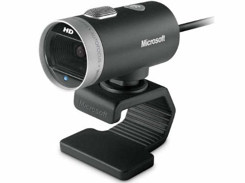 Microsoft 6CH-00001 LifeCam Cinema 720p HD Webcam for Business, Black - We Love tec