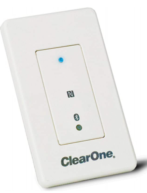 ClearOne CONVERGE 910-3200-303) - Wall Mount Bluetooth Amplifier