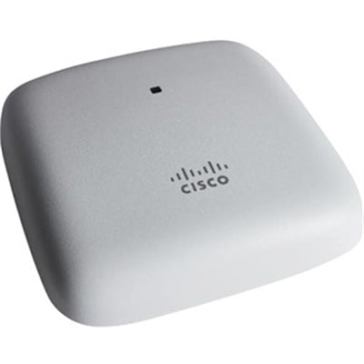 Cisco Business 140AC Wi-Fi Access Point | 802.11ac | 2x2 | 1 GbE Port | Ceiling mount | Pack of 3 | Lifetime Limited Protection (3-CBW140AC-B)