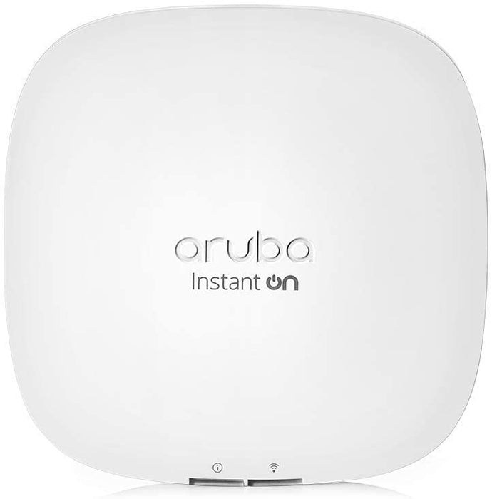 Aruba Instant On AP22 .11ax 2x2 WiFi Access Point | United States model | Power supply not included (R4W01A)