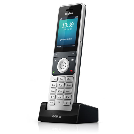 Yealink W56H HD DECT Expansion Handset for Cordless VoIP Phone and Device - We Love tec
