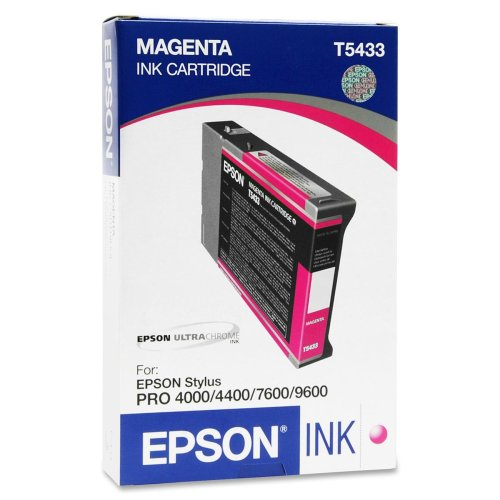 EPSON T543300 Magenta UltraChrome OEM Genuine Inkjet/Ink Cartridge by MOT3 - We Love tec