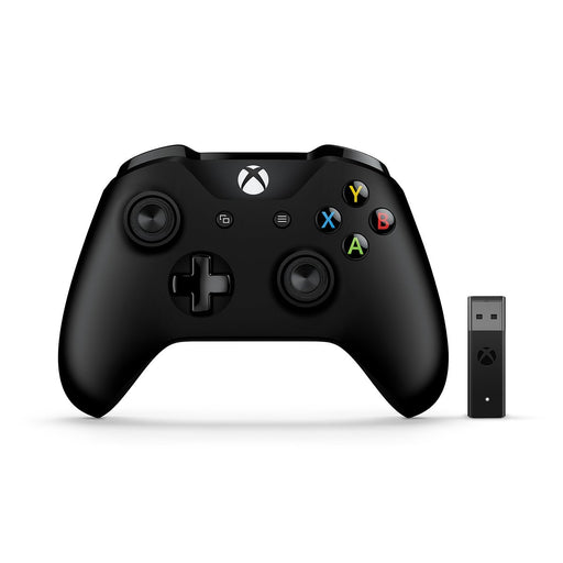 Microsoft 4N7-00007 Xbox Wireless Controller + Wireless Adapter for Windows 10 - We Love tec