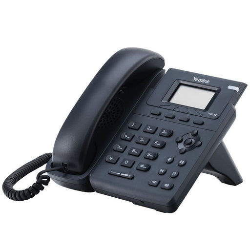Yealink SIP-T19P-E2 Entry-level IP phone 1 Lines HD voice PoE LCD - We Love tec