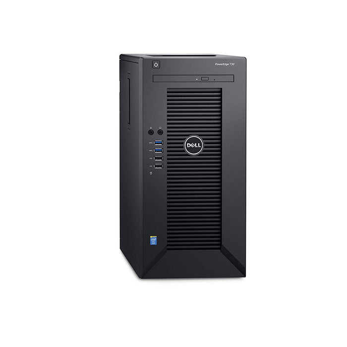 Dell 642XY PowerEdge T30 Tower Server System, Intel Xeon E3-1225 v5 3.3GHz Quad Core, 8GB RAM, 1TB HDD, DVD RW, No Opera - We Love tec