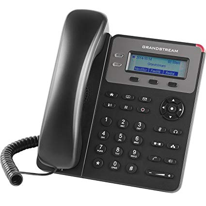 Grandstream GXP1615 Single-Line IP Phone, VoIP Phone with PoE for Small Business - We Love tec