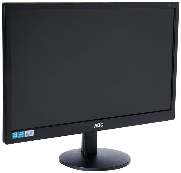 AOC E970SWHEN LED Monitor, 18.5-inch HDMI Wide Viewable - We Love tec