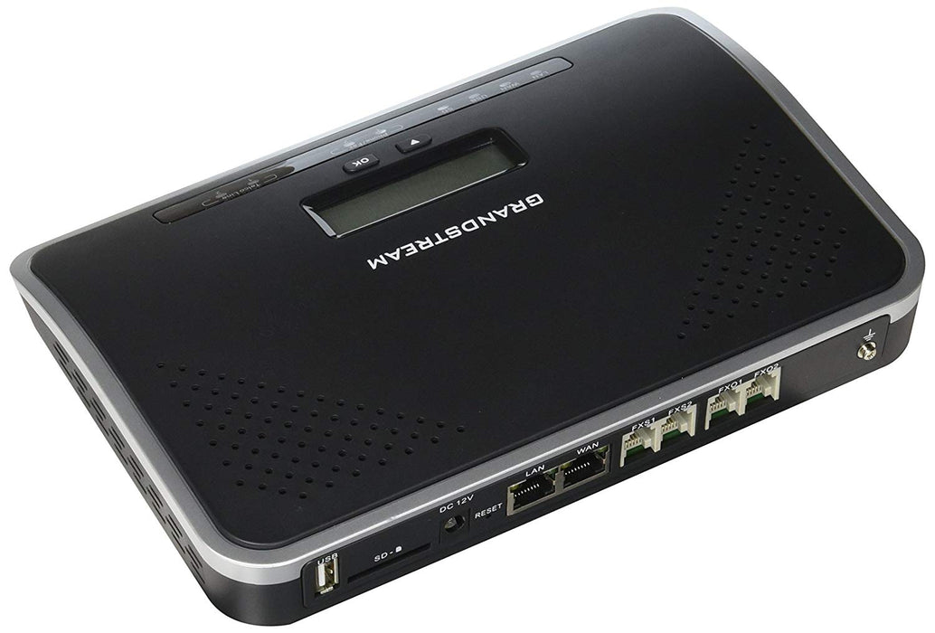 Grandstream UCM6202 IP PBX with 2 FXO and 2 FXS Ports - We Love tec