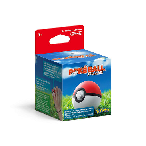 Nintendo Switch Poké Ball Plus - Free 2Day Shipping