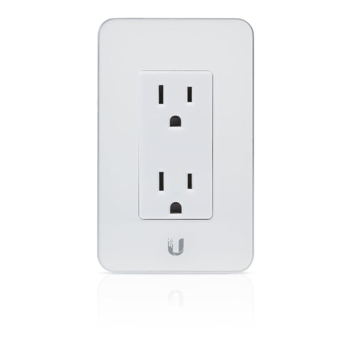 Ubiquiti mFi-MPW-W mFi In-Wall Manageable Outlet Wht - We Love tec
