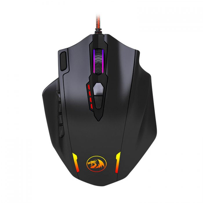 Redragon M908 IMPACT Wired Gaming Mouse - We Love tec